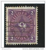 Deutsches  Reich        Michel   171             O               Gebraucht - Allemagne
