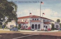 Florida Orlando American Legion Home