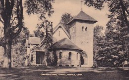 Connecticut Norfolk Congregational Chapel - Norwalk