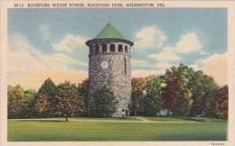 Rockford Water Tower Rockford Park Wilmington Delaware