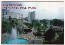 Big Spring International Park Huntsville Alabama - Huntsville