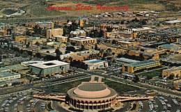 Arizona Tempe Grady Gammage Memorial Auditorium Last Large Design Of Frank Lloyd Wright Arizona State Unviersity - Tempe