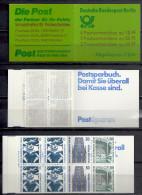 Deutschland Berlin Markenheftchen 1989 MH 14 ** OZ Top Qualität - Berlin (West)