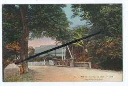 CPA  - Tahiti - Le Pont De L'Est à Papeete - Polynésie Française