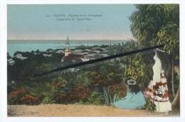 CPA  - Tahiti - Papeete Vu Du Sémaphore - Polynésie Française