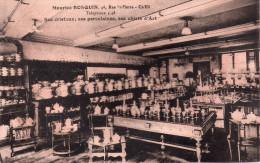 """Cpa  14  Caen """" Maurice Bosquin """",46 Rue, Saint Pierre , ..cristaux,porcelaines, Objet D´art - Caen"""