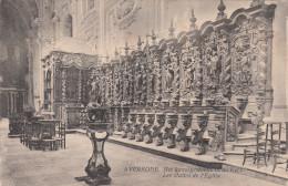 Averbode, Het Kunstgestoelte In De Kerk (pk19287) - Scherpenheuvel-Zichem