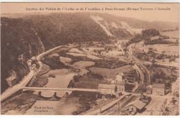 Jonction Des Vallées De L'Ourthe Et L'Amblève à Deus Flamme (Rivage) (pk19295) - Comblain-au-Pont