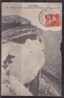 = Les Alpes, Environs De Gap Corniche De Céüse, Timbre 138 De 1907, Oblitération 1914 - Gap