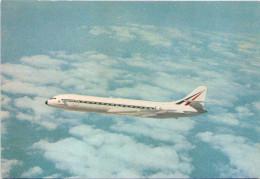 Caravelle - Avion De Transport Moyen Courrier