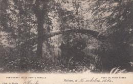 Helmet, Pensionnat De La Sainte Famille, Pont Du Petit Etang (pk19302) - Schaerbeek - Schaarbeek