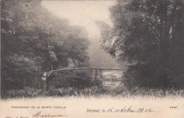 Helmet, Pensionnat De La Sainte Famille, Pont  (pk19303) - Schaerbeek - Schaarbeek