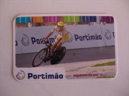 Câmara Municipal De Portimão Cycling/Cyclisme Volta A Portugal Em Bicicleta Portimão Portuguese Pocket Calendar 2008 - Calendars