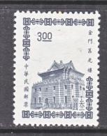 R. O. CHINA   1402   * - 1945-... Republic Of China