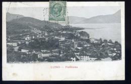 Cpa D´ Italie Luino - Panorama   FRM 11 - Luino