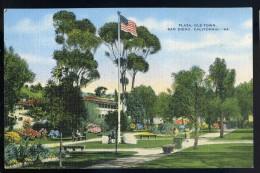 Cpa Etats Unis San Diego California -- Plaza Old Town    FRM 11 - San Diego