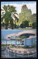 Cpa Etats Unis San Diego California -- El Cortez Hotel And Famous Sky Room    FRM 11 - San Diego