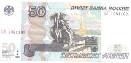1997. Russia, 50Rub, P-269, UNC - Russie