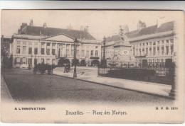 Bruxelles, Place Des Martyrs (pk19309) - Places, Squares