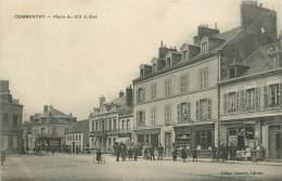 Dep - 03 - COMMENTRY Place Du XIV Juillet - Commentry