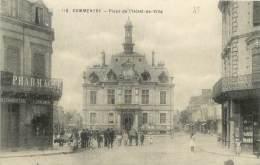 Dep - 03 - COMMENTRY  Place De L'hotel De Ville - Commentry