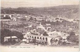 07. PRIVAS. Vue Panoramique. 4 - Privas