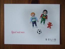 Playmobil Carte Postale - Jeux Et Jouets