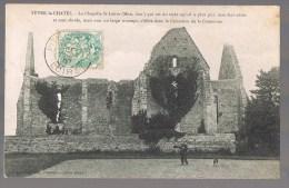 YEVRE - Le - CHATEL . La Chapelle Saint Lubin . - Frankreich
