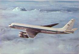 DC8 - Avion De Transport Long Courrier - 1946-....: Moderne