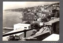 1964 NAPOLI VEDUTA DI POSILLIPO FG V SEE 2 SCANS LUCIDA - Napoli