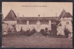 = Château Du Pontet, Près Eymet Dordogne, Timbre 716 Le.27.11.1946 Marianne De Gandon 1945/47 - Altri Comuni