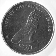 Norwegen 20 Kronen 2015 - Norwegen