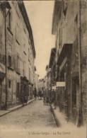 France - Carte Postale (reproduction) Neuf - L'isle Sur Sorgue - Le Rue Carnot  - 2/scans - L'Isle Sur Sorgue