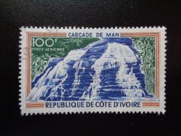 Côte-D'Ivoire 1970 Poste Aérienne N°PA45 Oblitéré - Côte D'Ivoire (1960-...)