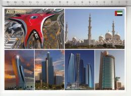 Abu Dhabi - Landmarks - Emirats Arabes Unis