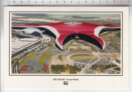 Abu Dhabi - Ferrari World - Emirats Arabes Unis