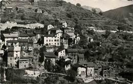- Alpes Maritimes -ref C180  -  Roure - Vue Generale Du Village  - Carte Bon Etat - - Altri Comuni