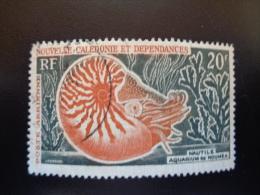 Nouvelle-Calédonie 1955/62 Poste Aérienne N°PA68 Oblitéré - Luftpost