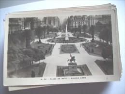 Argentinië Argentina Buenos Aires  Plaza De Mayo - Argentinië