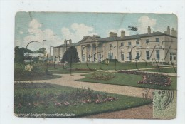 Dublin (Irlande; Meath) : Viceregal Lodge With The Phoenix Park Env 1907  PF. - Meath