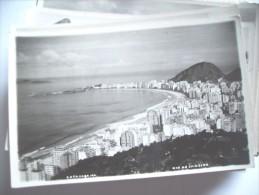 Brazilië Brasil Rio De Janeiro Copacabana From Above - Rio De Janeiro