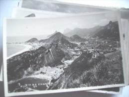 Brazilië Brasil Rio De Janeiro City And Mountains - Rio De Janeiro