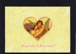 54616    Mondo,  St. Valentine Card,  NV(scritta) - San Valentino