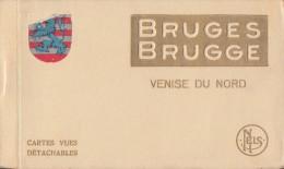 AK-Set 10 Ak Bruges S/w Ansehen !!!!! - Brugge