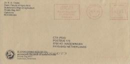 "Botswana 2003 Gaborone Neopost ""Electronic"" R7 Meter Franking Cover - Botswana (1966-...)"