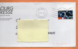 MAURY N° 2573   VOL FRANCO SOVIETIQUE      Lettre Entière 110x220 N° T 824 - Marcophilie (Lettres)