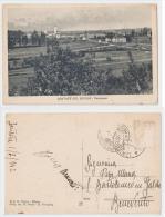 LENTATE SUL SEVESO ( MILANO ) PANORAMA - EDIZ. PENCO - 1942 - Milano