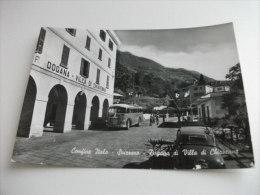 CONFINE ITALO SVIZZERO DOGANA DI VILLA DI CHIAVENNA  PULLMAN CORRIERA AUTO CAR SONDRIO - Dogana