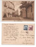 TRANI ( BARLETTA ) VIA MARIO PAGANO - EDIZIONE BARCA 1949 - Trani