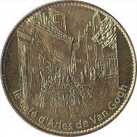 S09B141 - 2009 ARLES - Le Café D'Arles De Van Gogh / ARTHUS BERTRAND - Arthus Bertrand